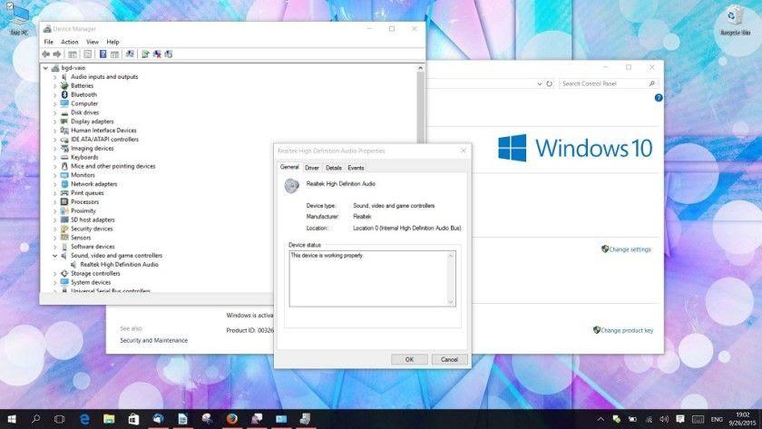 ¿Sin sonido tras instalar Windows 10? Soluciones