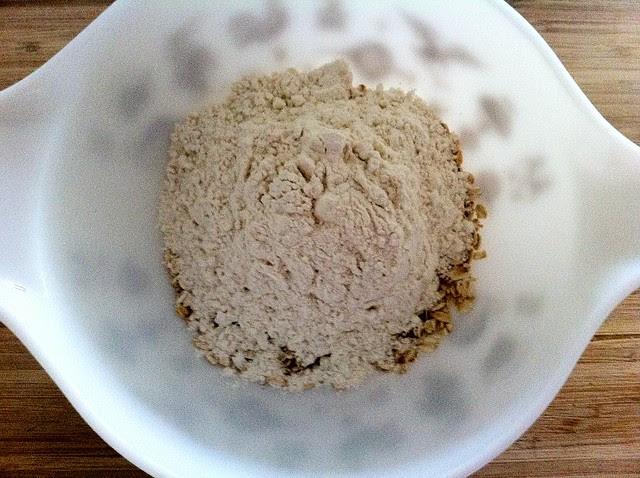 All Purpose Flour Added to Oats