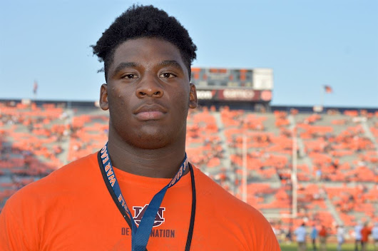 4-star recruit Coynis Miller commits to Auburn Tigers football over Alabama Crimson Tide, Florida