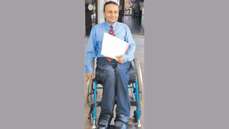 STATE VIOLATED FR OF DISABLED PERSONS