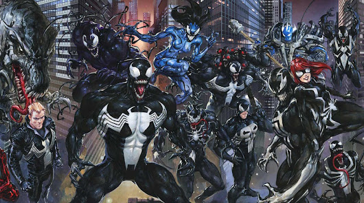 Marvel is about to get more venomous with Venomverse event