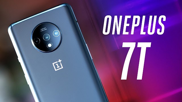 OnePlus 7T Pro launch