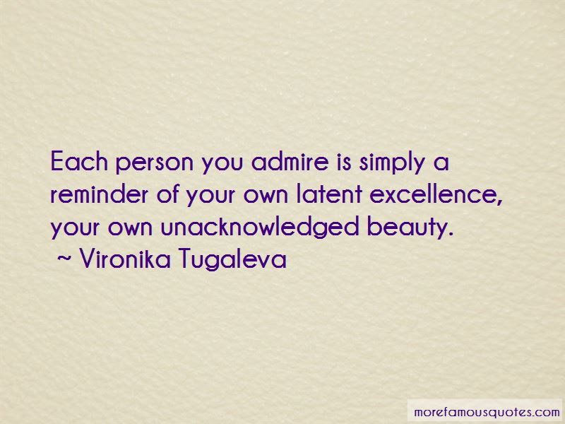 Quotes About Person You Admire Top 34 Person You Admire Quotes From