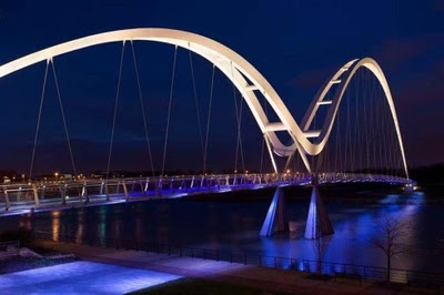 Infinity Bridge - Stockton-on-Tees -  Discover Stockton on Tees | At The Heart of Teesside and the Tees Valley