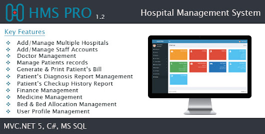 Download HMS - Hospital Management System - SaaS nulled | OXO-NULLED