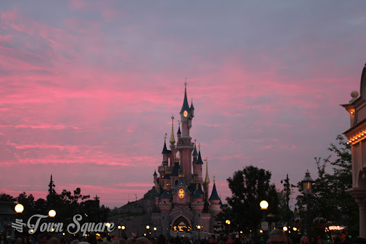 Disneyland Paris Spring Trip Report