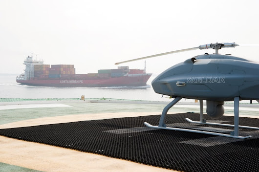 German Navy selects the SKELDAR V-200 to provide UAV reconnaissance - sUAS News - The Business of Drones