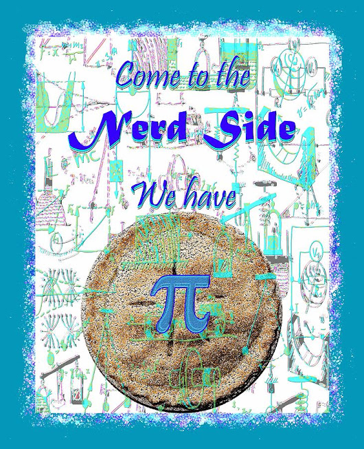 Come To The Nerd Side by Michele Avanti