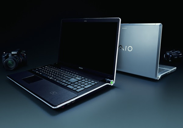 sony type a vaio laptop