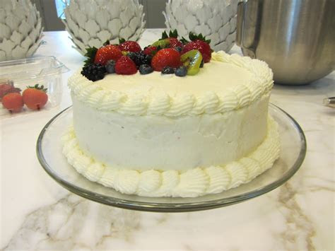 A Sue Chef: Whole Foods Chantilly Cake