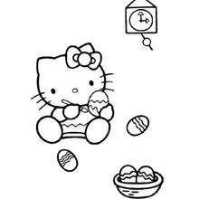Coloriages Hello Kitty Frhellokidscom