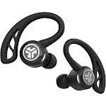 JLab Audio Epic Air Elite True Sport Bluetooth Wireless In-Ear True Earphones with Mic - Black