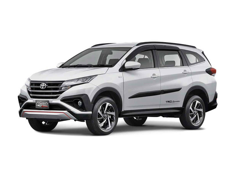 Toyota Rush 2020 Price In Pakistan Specs