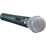 QFX - Dynamic Vocal Microphone