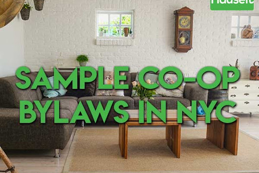 Co-op Bylaws - Sample Co-op Bylaws in NYC | Hauseit NYC