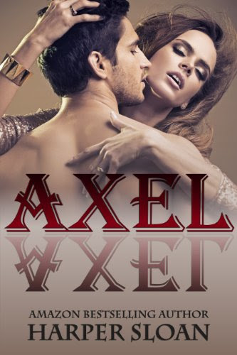 Axel (Corps Security) by Harper Sloan