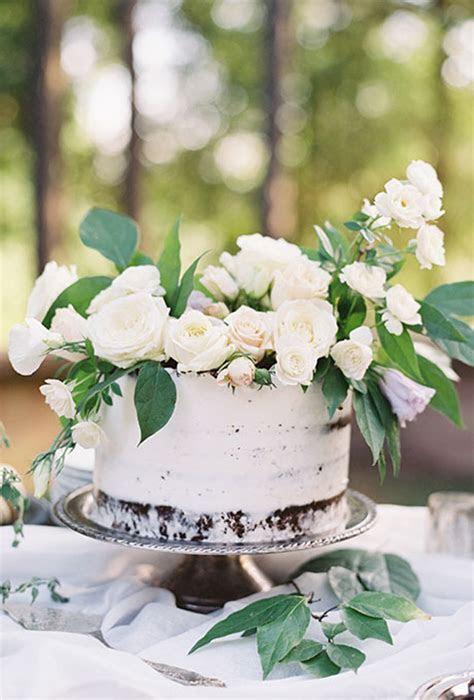 Flower Power: Fresh Flower Cakes Inspo   Confetti.ie