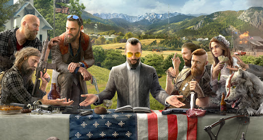 Will Far Cry 5 pit players against an American neo-nazi Christian cult?