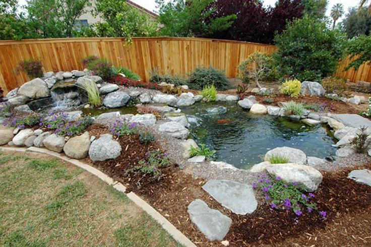 Small Back Yard Landscaping Ideas
