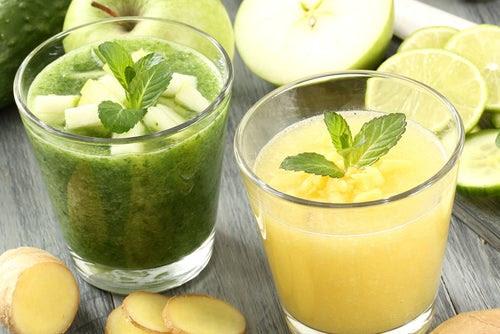O consumo de vitaminas para desintoxicar permitem que a eliminação de toxinas seja mais rápida e efetiva.