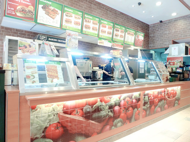 subway outlet