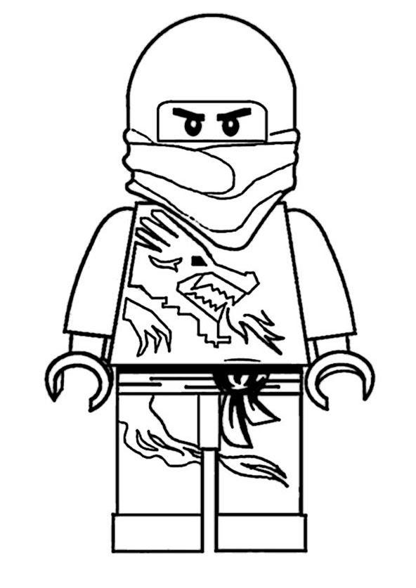 Ninjago (4) | Ausmalbilder Top