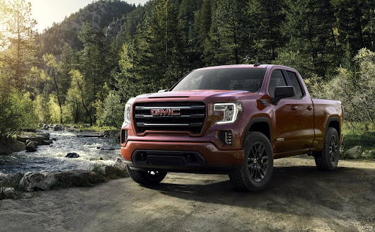 2019 GMC Sierra Elevation: Ain't No Mountain High Enough