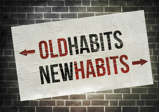 Trade bad habits for good ones - Harvard Health