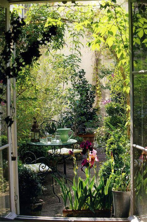 outdoor reading nooks   secret garden home