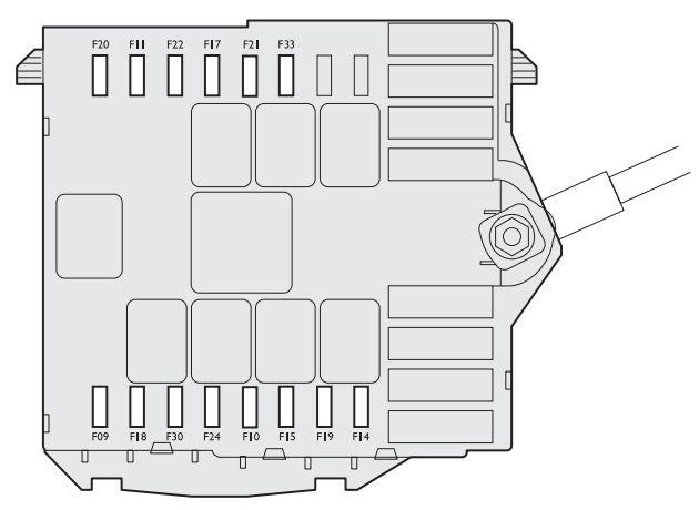 2013 Optima Fuse Box Diagram