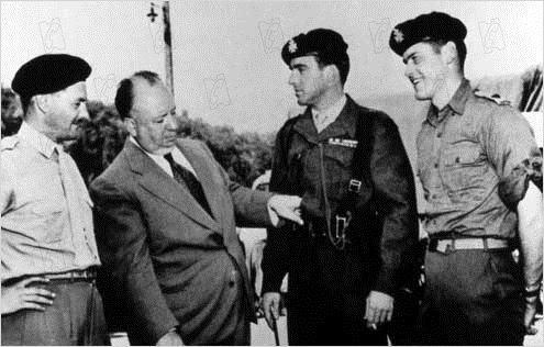 Resultado de imagen de Monty clift y Hitchcock