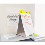 Self-Stick Tabletop Easel Pad, 20 x 23, White, 20 Sheets