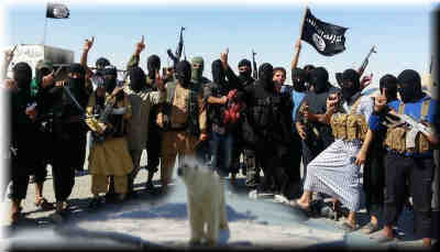 Independents Fear Terrorism —- Dems Prioritize Global Warming Threat