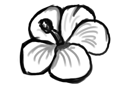 Free Pictures Of Flower Drawings Download Free Clip Art Free Clip Art On Clipart Library