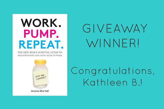 Work. Pump. Repeat. Giveaway Winner!