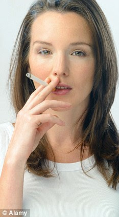 Smoking may increase the risk of severe depression by 93 per cent