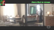 Debora Bloch sensual na serie Onde Nascem os fortes