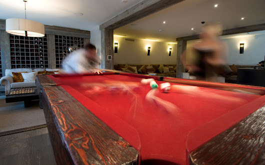 Luxury Pool Tables
