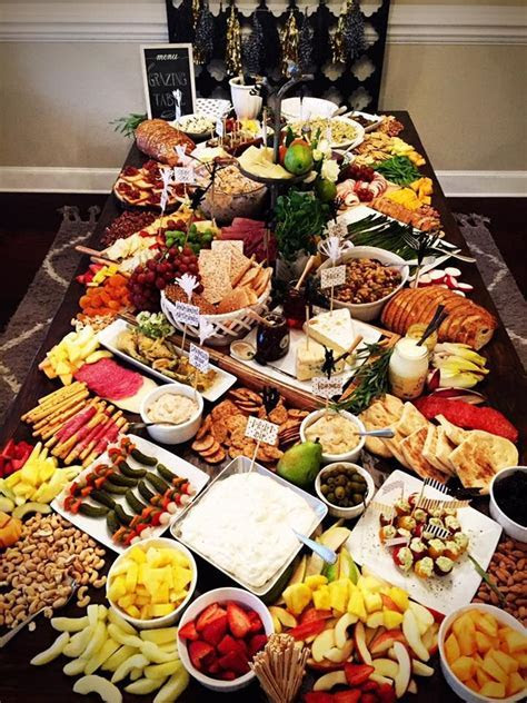 Grazing table   Indian Princess Party in 2019   Appetizers