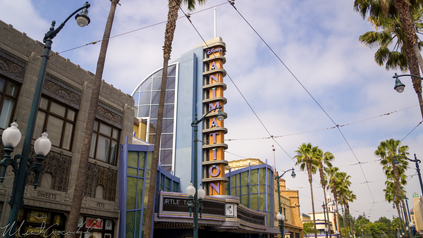 Disneyland Resort, Disney California Adventure, Hollywood, Land, Animation, Building, Frozen, Fun