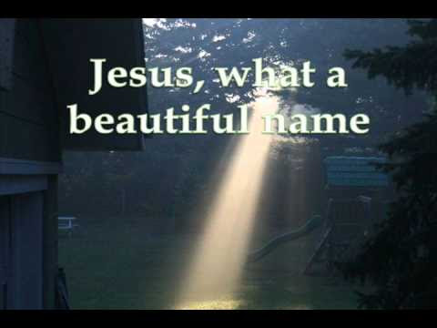 Download Mp3 Of What A Beautiful Name It Is