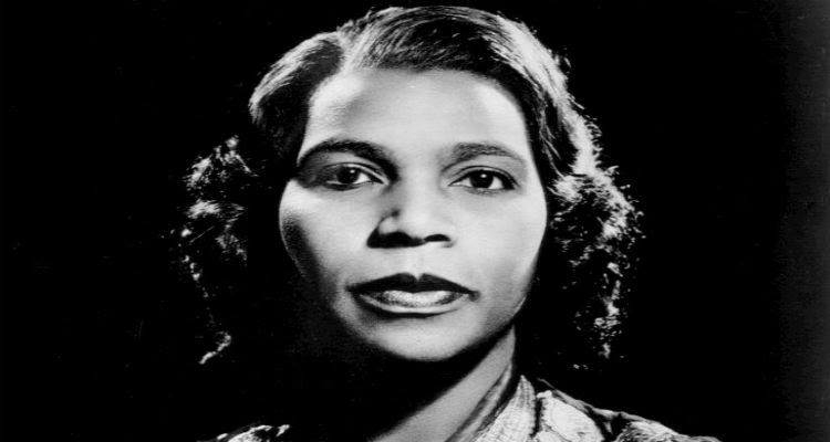 Marian Anderson Legendary African American Contralto Kentake Page