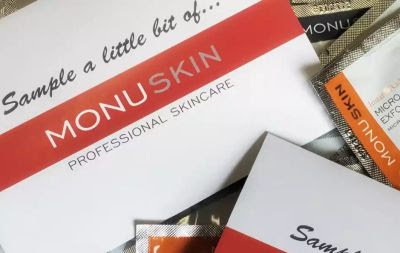 MONU SKIN Free Natural Skincare Sample – Australia, New Zealand, South Africa and US