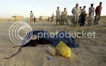 Taliban Murders