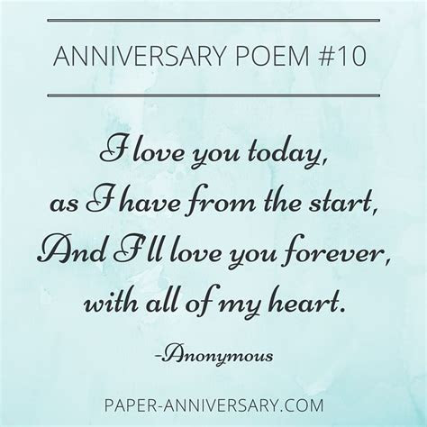 10 EPIC Anniversary Poems for Him   Beautiful, Posts and Sweet