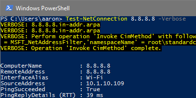 "Try PowerShell ""-Verbose"" to Troubleshoot Errors > Think PowerShell"