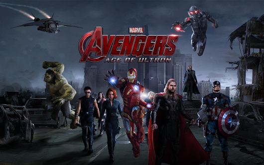 Avengers 2: Age of Ultron Official Trailer #1 (2015)