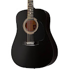 Rogue RA-090 Dreadnought Acoustic Guitar - Black