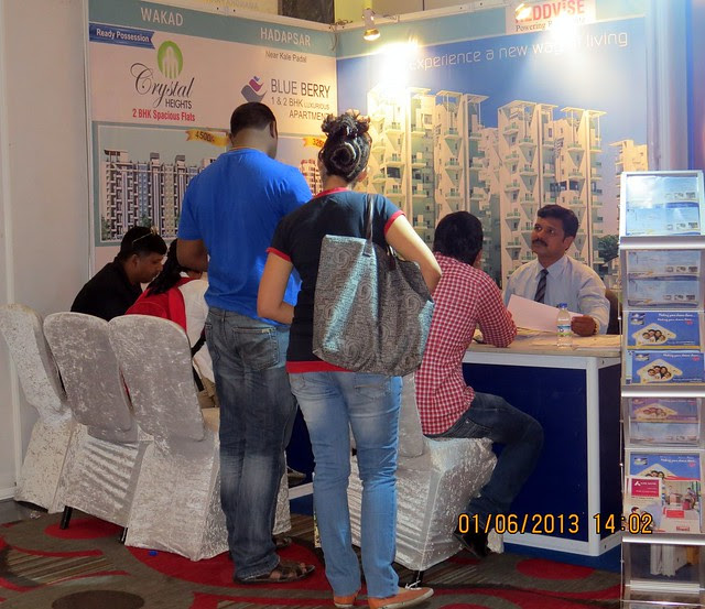 www.reddvise.com - Visit Times Property Showcase 2013, 1st &2nd June 2013, JW Marriott, S B Road, Pune