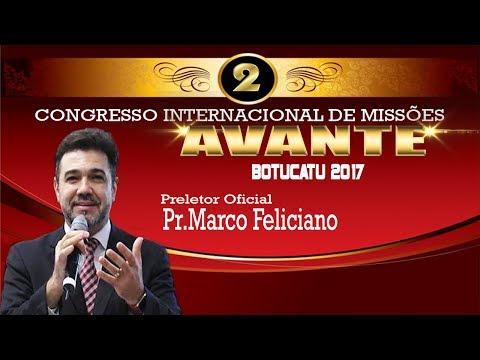 Pr.Marco Feliciano - Congresso de Missões